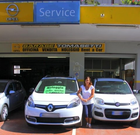 Rent Car Cattolica