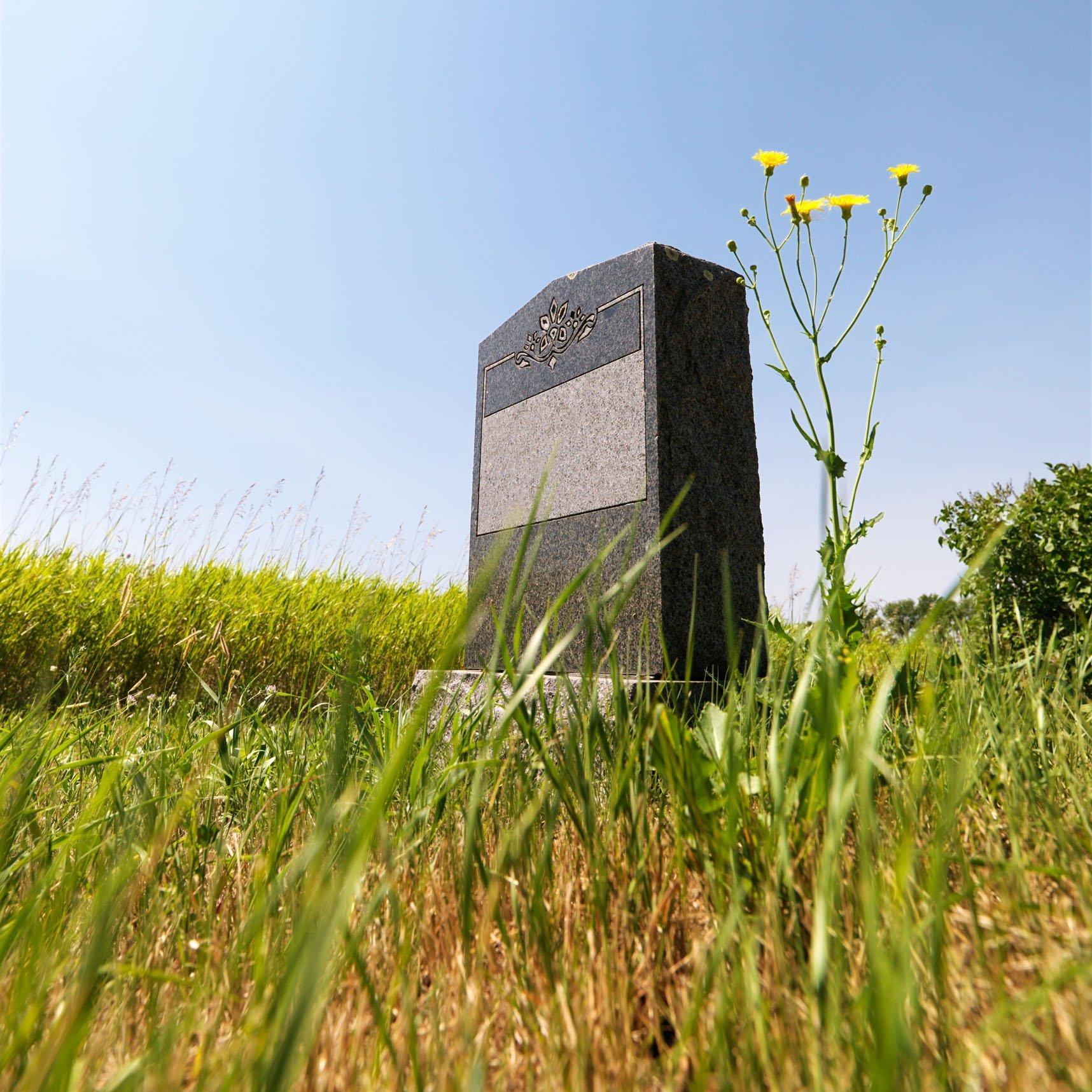 stone design for memorials