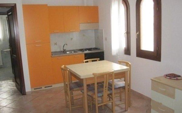 residence con cucina