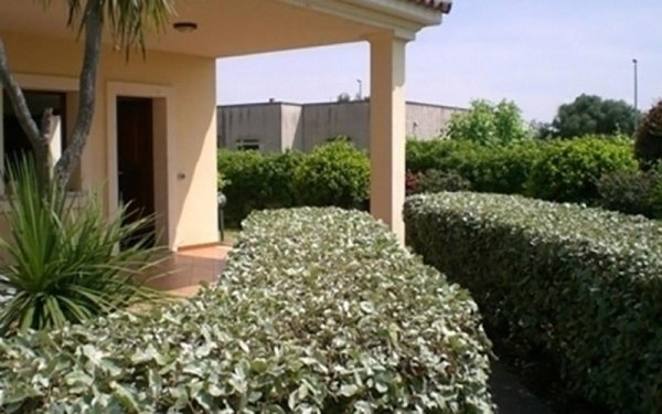 residence con veranda