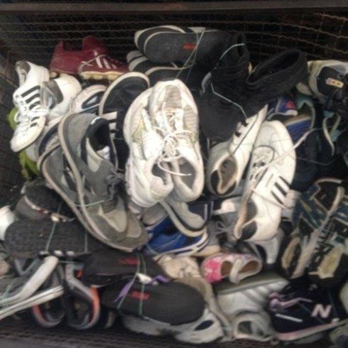 scarpe ricercate, scarpe come nuove, scarpe in gomma