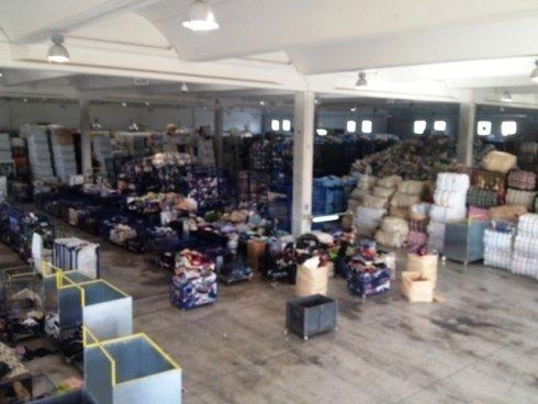 import export indumenti usati, importazione esportazione indumenti usati, produzione sfilacciati