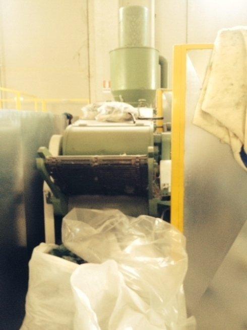 lavorazione indumenti usati, sanificazione indumenti usati, sanificazione capi usati
