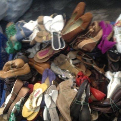 ciabatte, scarpe, pantofole
