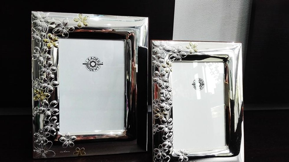 quadri e cornici in argento