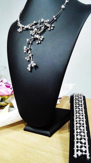 collier in diamanti
