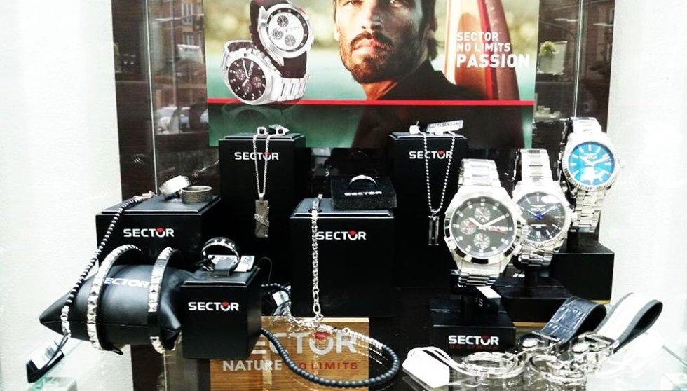orologi sector