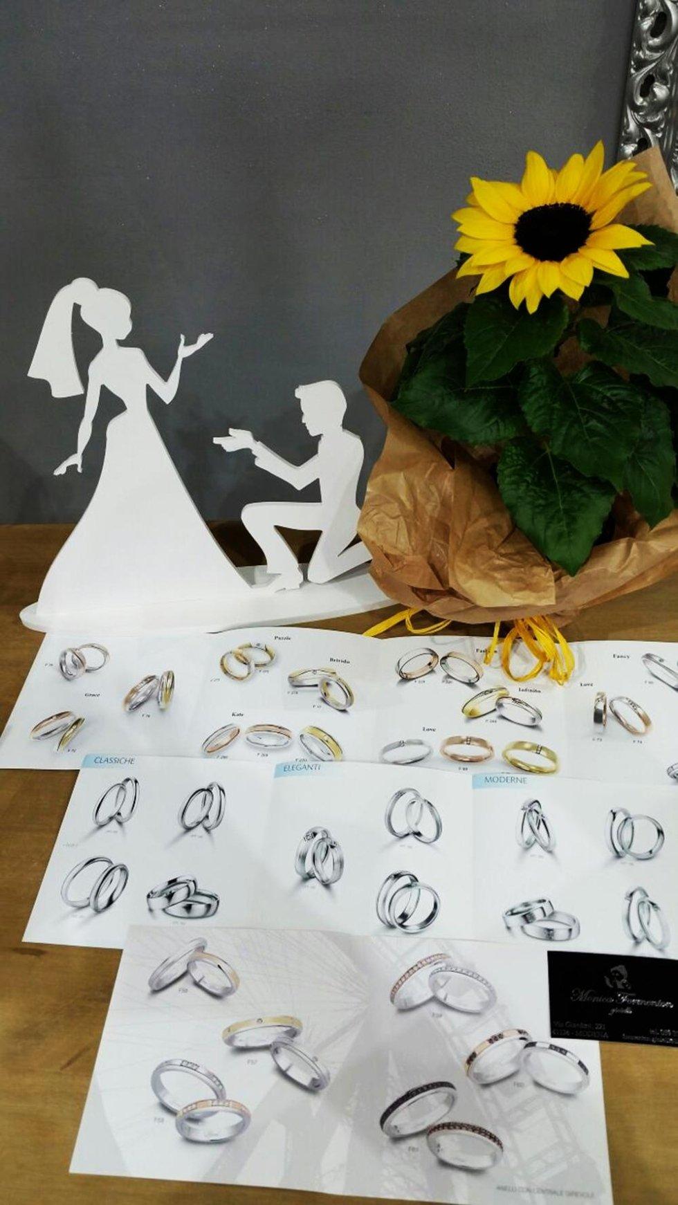 Lenval - fedi matrimonio