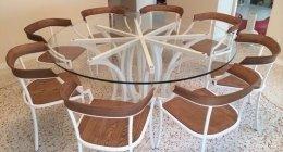 corian, krion, hanex, solid surface, tavolo, cristallo,