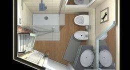 bagno, arredo bagno, progettazione, interion design
