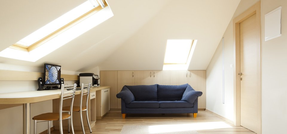 Loft conversions in Wirral