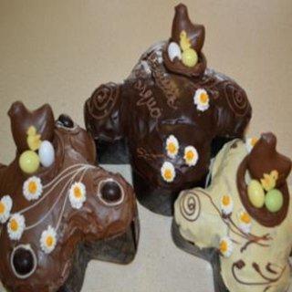 Colomba al cioccolato Pezzaro