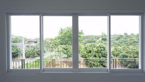 delle finestre