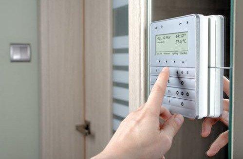 sistema di allarme per la casa