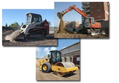 Macchine e attrezzature movimento terra