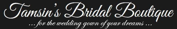 Tamsin's Bridal Boutique logo