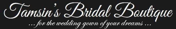 Tamsin's Bridal Boutique logo