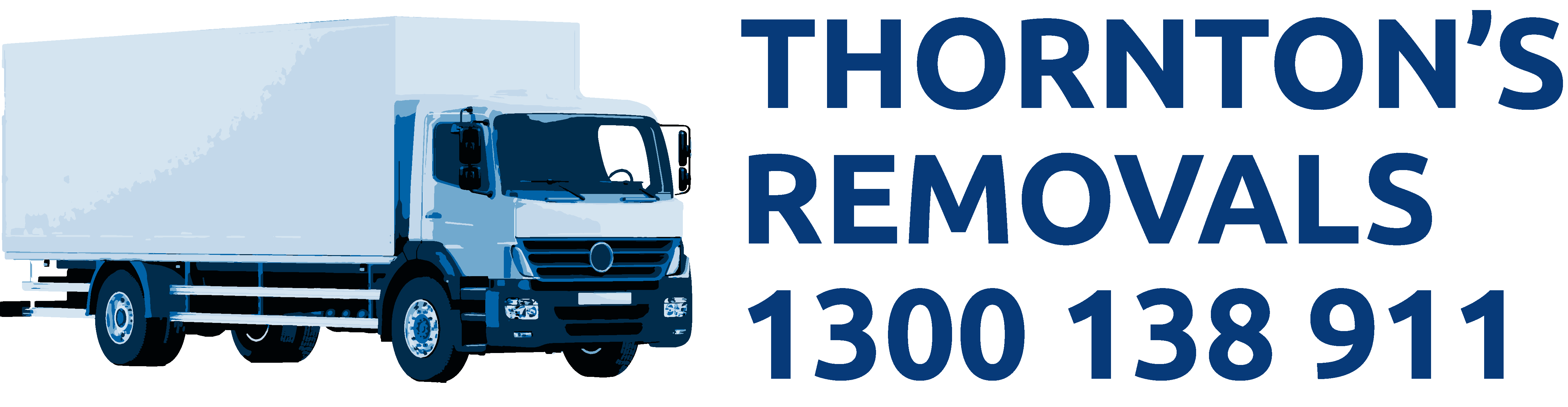 thornton's removals logo