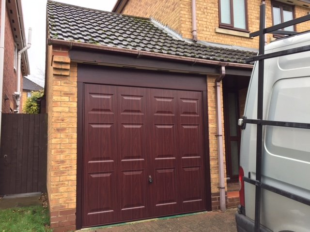 Durable Up And Over Garage Door Installation In Coventry