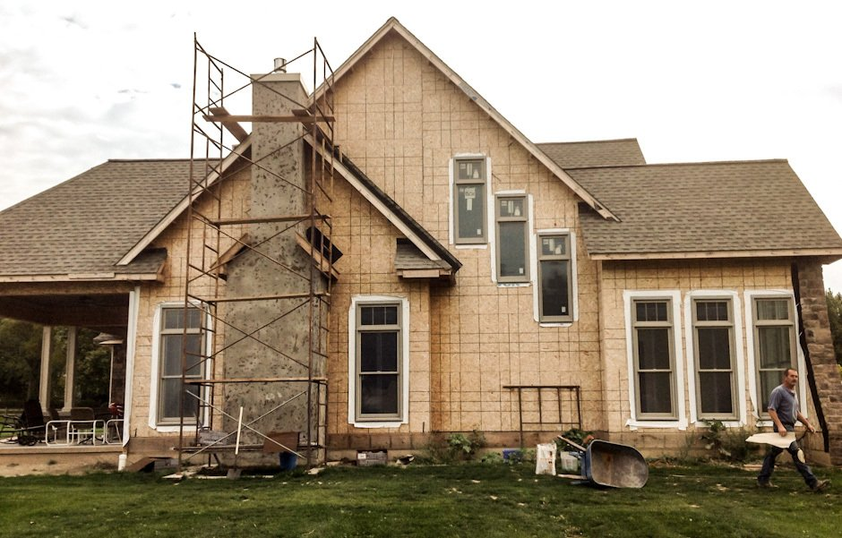 Window installation in Lockport, Williamsville & Amherst, NY