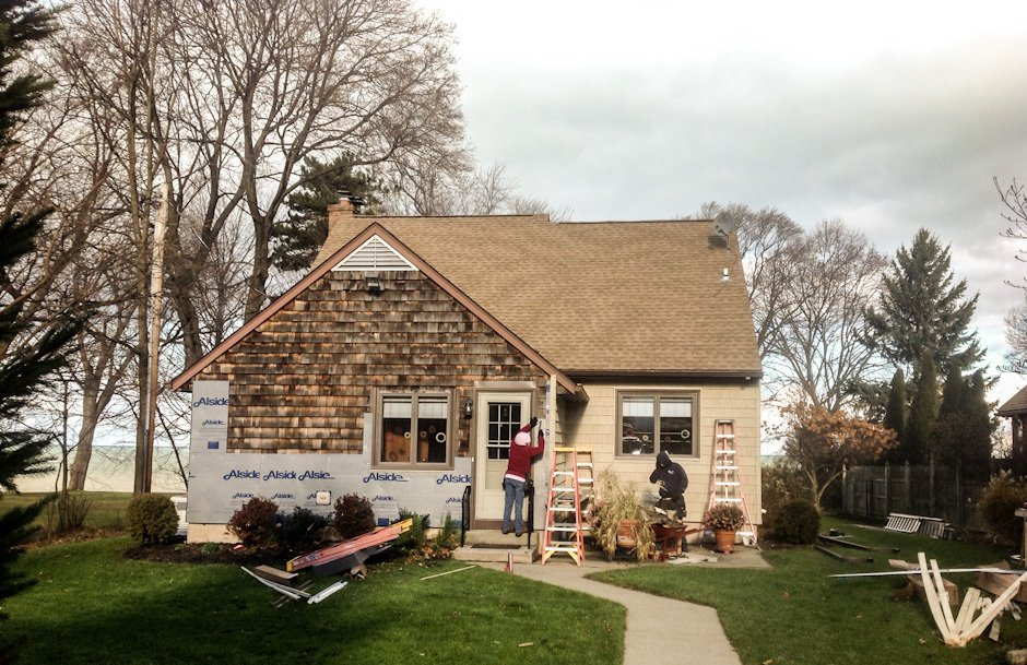 Siding Installation in Lockport, Williamsville & Amherst, NY