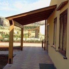 veranda legno due colonne