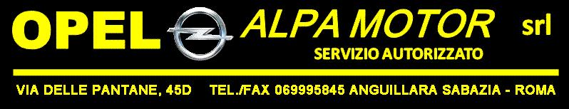 Alpa Motor - LOGO