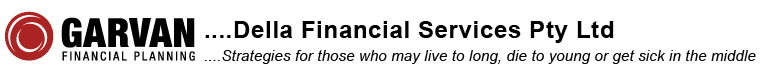 della financial services pty ltd logo