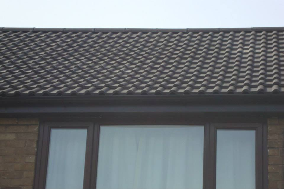 beautifully installed roofing