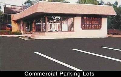 Commercial Parking Lot Paving Companies