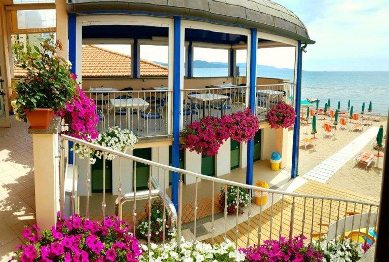 Orchidea hotel sul mare