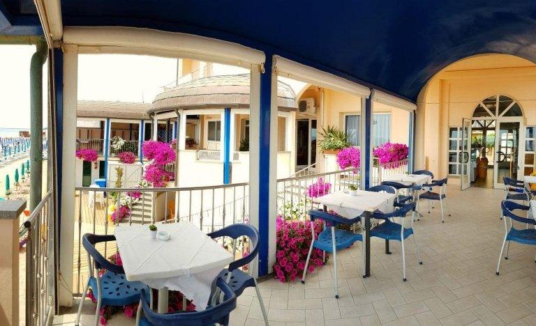 Orchidea Hotel colazione