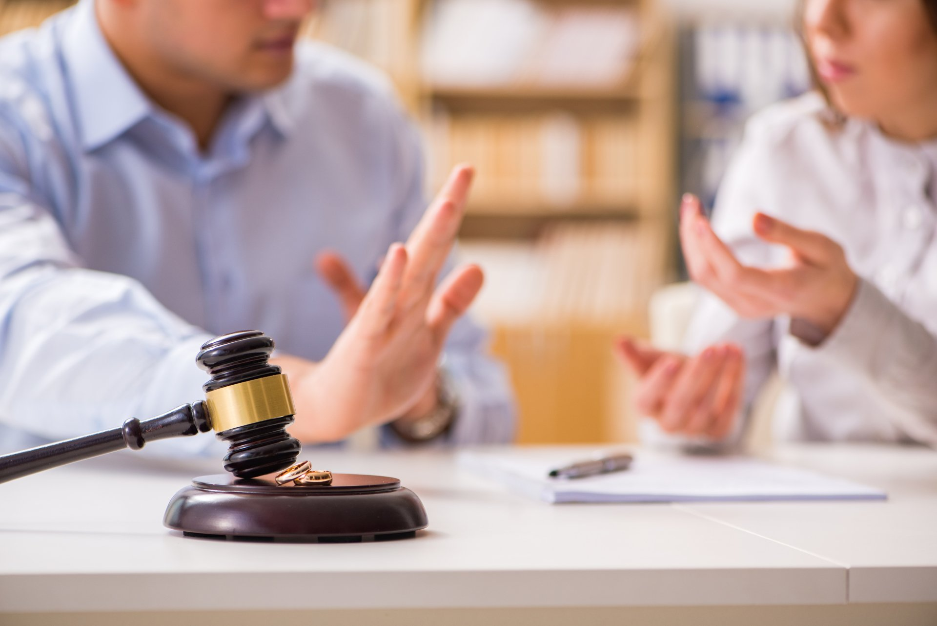 Does my spouse have to have life insurance in a divorce?