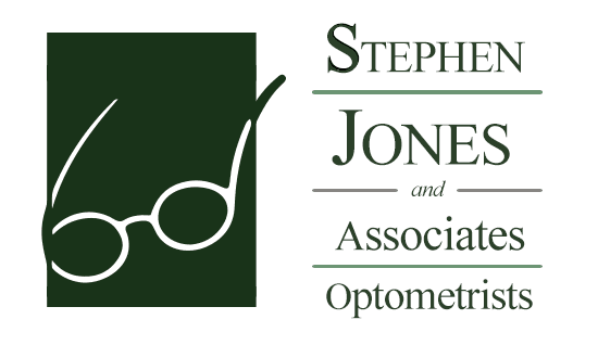 stephen jones and assoc optometrists logo
