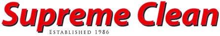 Supreme Clean logo