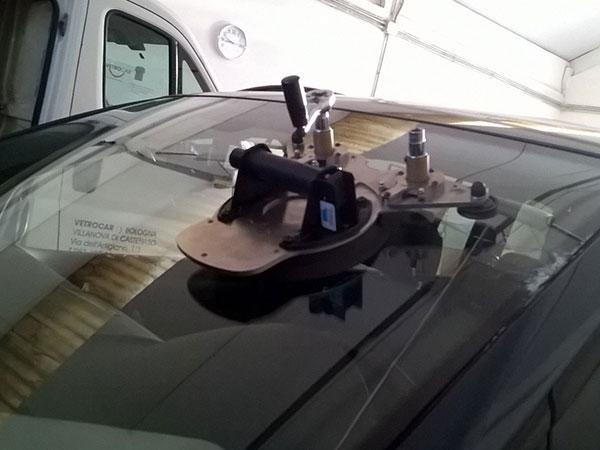cambio lunotti auto