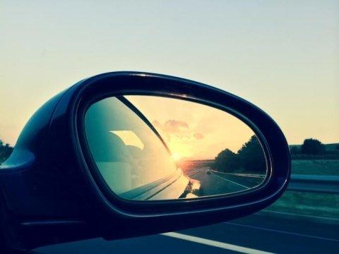 specchietto retrovisore - sostituzione