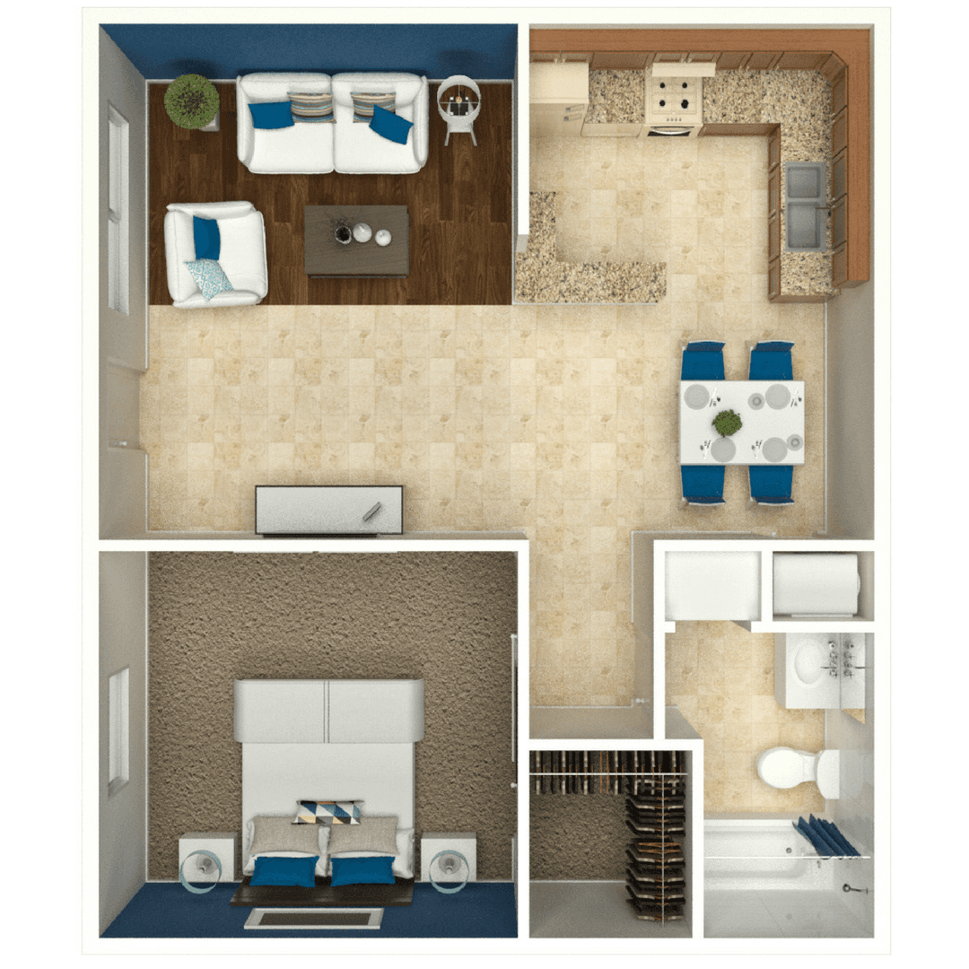 Elm Grove Apartments: Views At Elm Grove