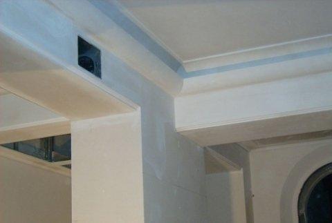 soffitto pre-finito