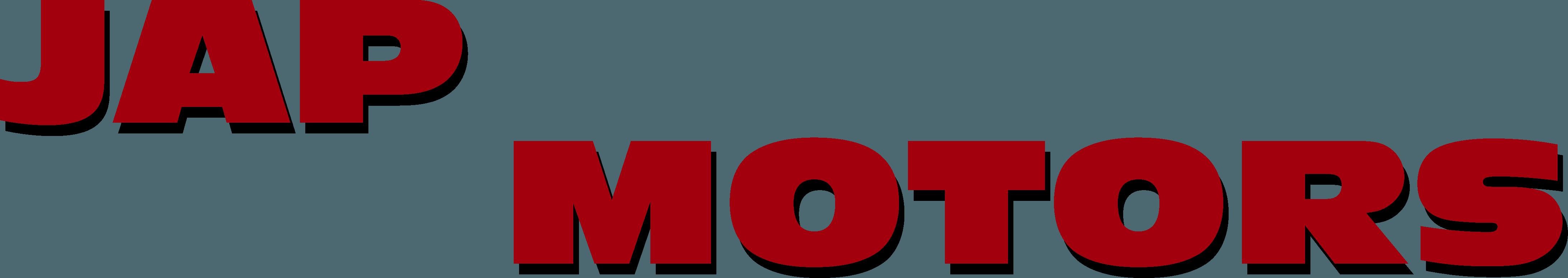 jap motors logo