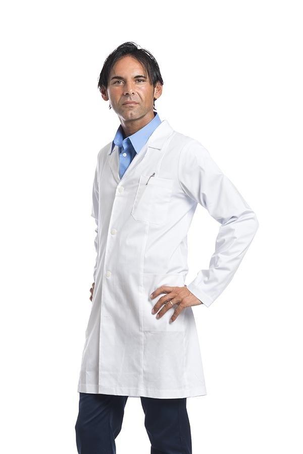 camici uomo dottore