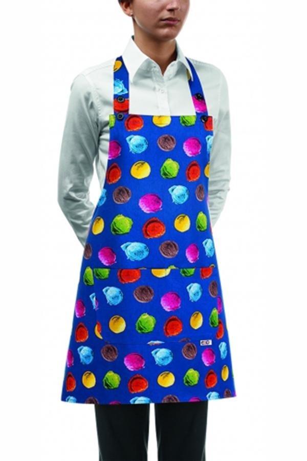 abbigliamento laboratorio gelateria