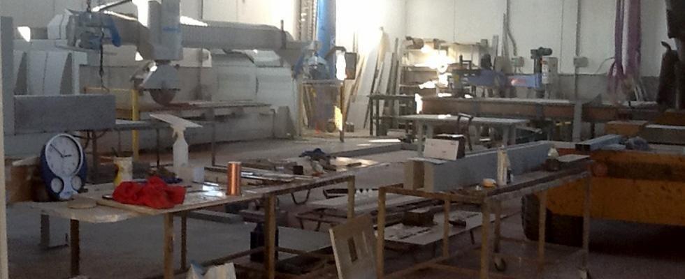 Lavorazione marmo Bibbiena