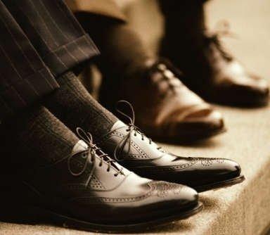Risuolatura scarpe da uomo