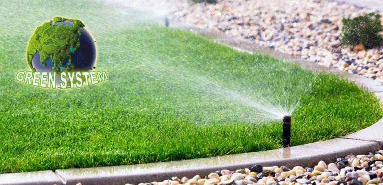 Green System realizzazione impianti di irrigazione