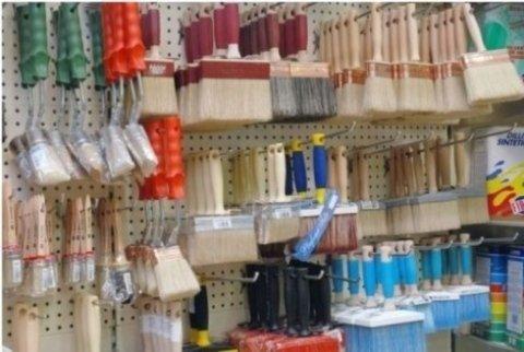 pennelli per pitturazioni edili