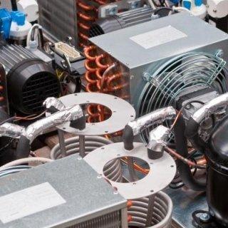 riparazione motore frigo