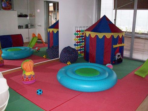 spazio di gioco interno