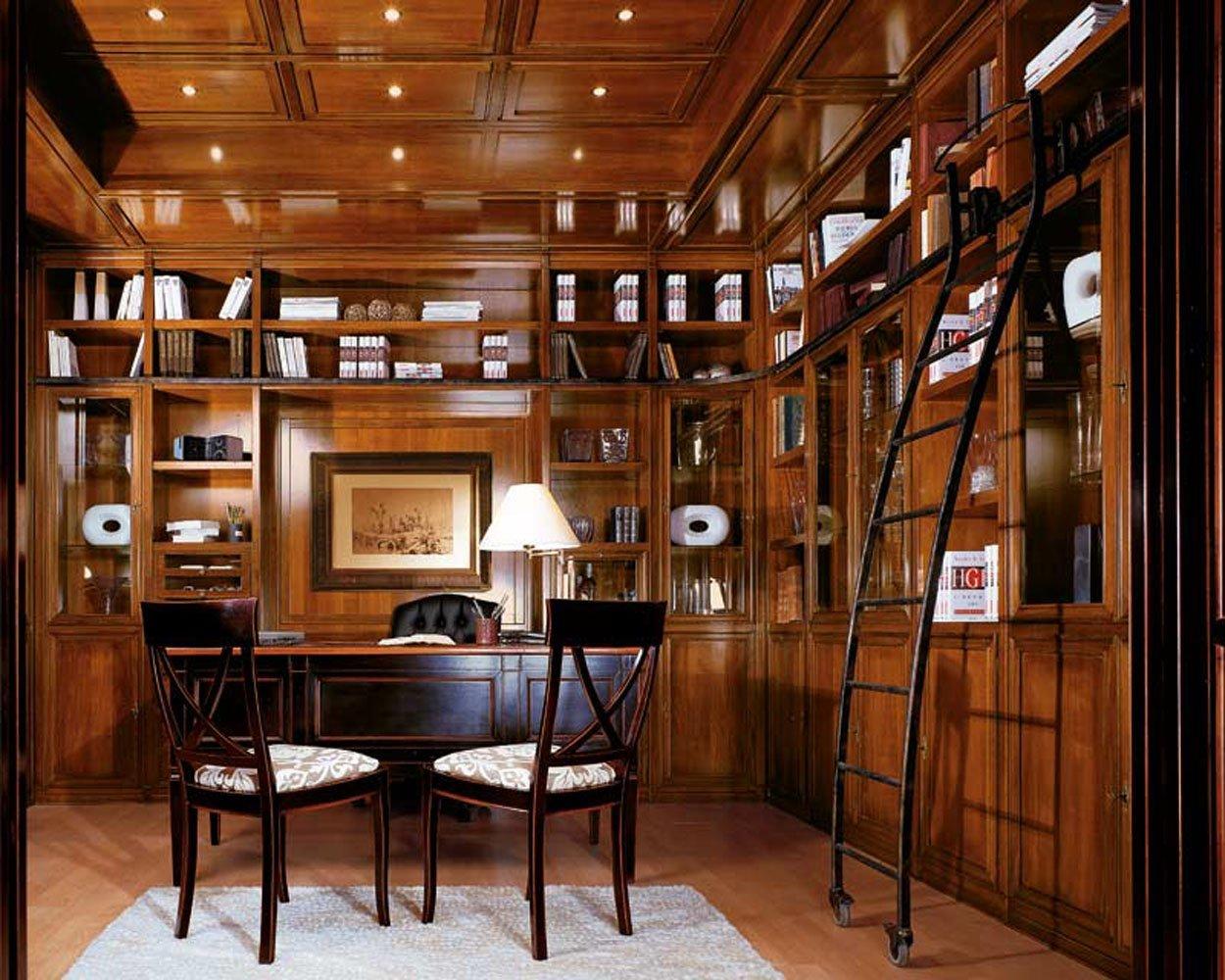 Arredo studio legale classico free maison matie for Studio legale arredamento