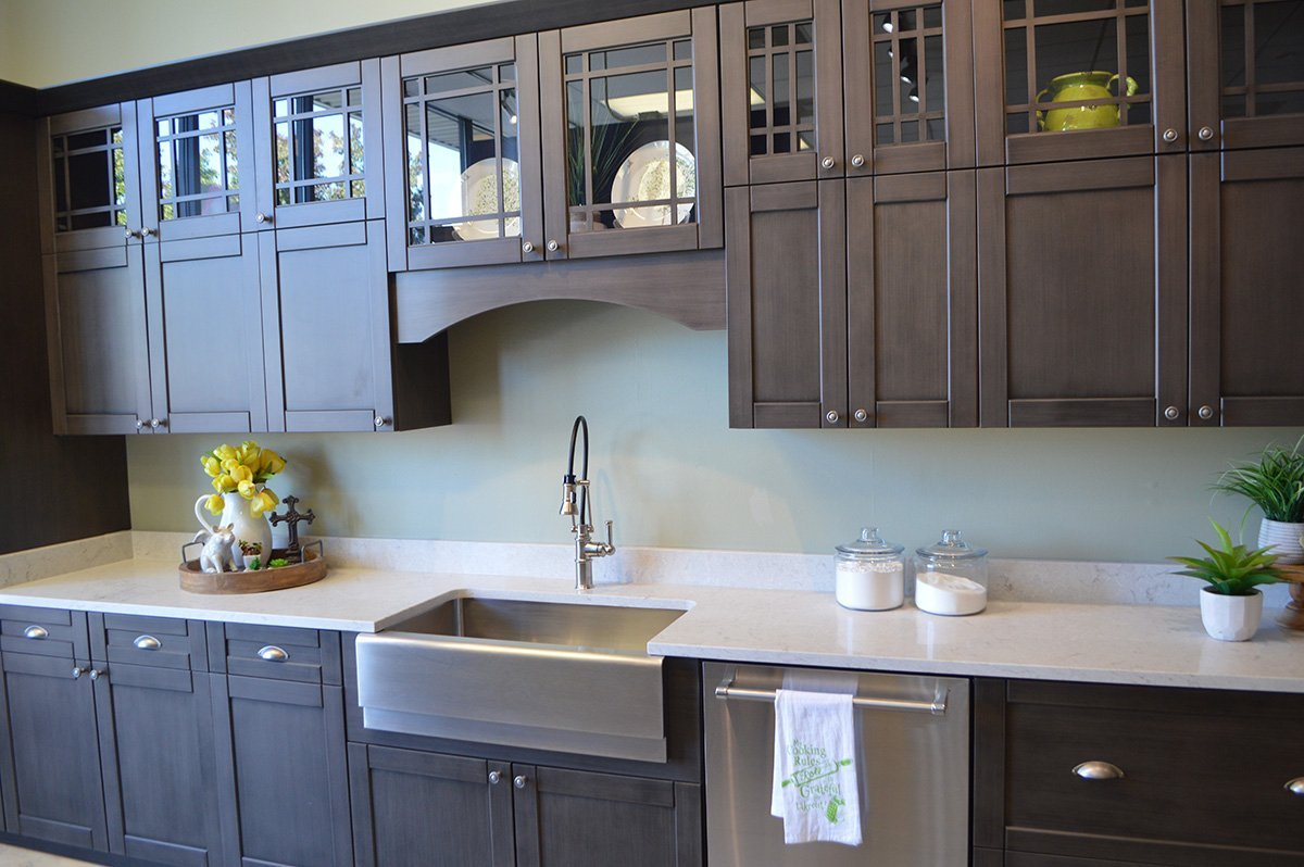 Kitchen Cabinets | Earth Art Slab Studio by CTS | CounterTop Solutions
